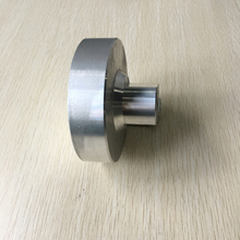 Customized size self color aluminum machining cnc car parts