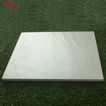 Foshan guci factory price white color rough rustic porcelain tile