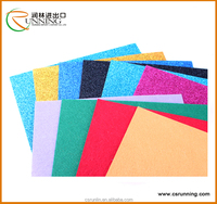 Polyester soft non woven felt,colorful soft felt glitter fabric sheet