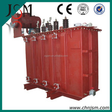 11kv 33 KV 12500 KVA Oil Immersed Power Transformer