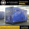Top brand Diesel Engine Powered Soundproof Generator 25kVA to 1000kVA