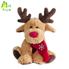Fashionable Promotional Christmas Reindeer Plush Soft