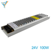 100W 4A 24V Small Size Easy To Install And Hide Bar KTV LED Light Box Lamp Box Home Decoration Special Switching Power Supply