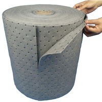 Universal Sorbent Roll Absorbent Perforated Pads
