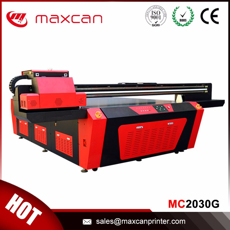 High quality flat bed printer uv machine for pvc card with certificate