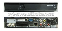 Nusky N3 with wifi support Nagra 2 and Nagra 3 satellite decoder