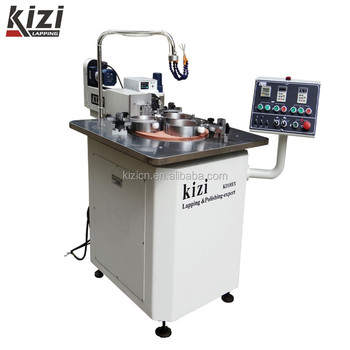High precision single side flat polishing machine