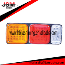 Automobile tail light/tail lamp for heavy truck