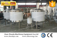 Commercial Beer Brewery Equipment for Sale 500 L Brewing Plant