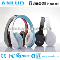 ALD06 Hot products on 2014 high quality multi-funcation stereo sound 2013 wireless bluetooth headsets