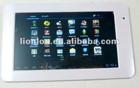 7inch smart capacitive tablet personal computer