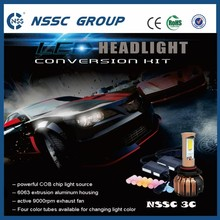Automobiles cars used 3C 9004 hi low beam led headlight for motorcycles mazda 6 2014