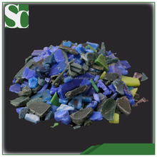 B3317 Plastic Masterbatches PE Blue/Green dubai ldpe plastic scrap buyers