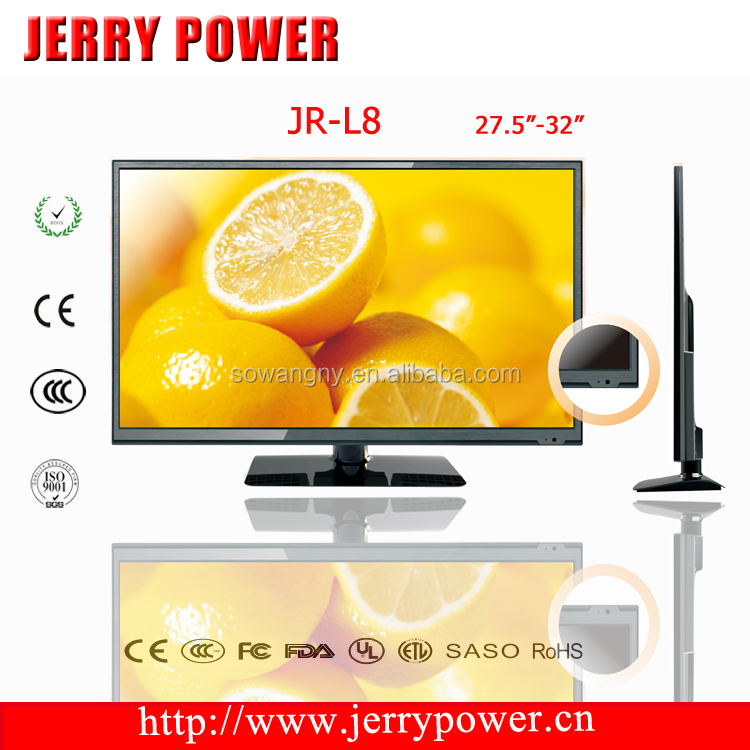 "32"" Flat screen LED TV LED television set China led tv price in India and africa"