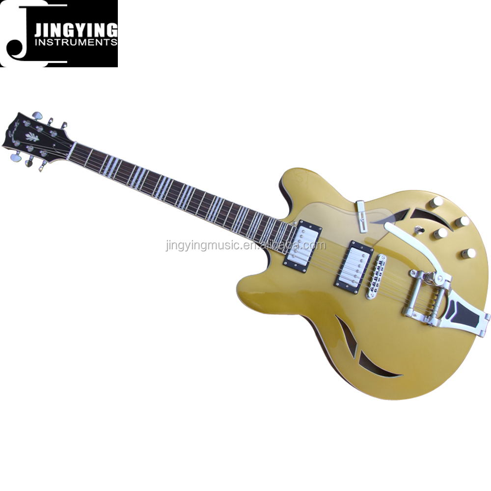 Wholesale Professional Best Selling Products 6 Strings Big Rocker Jazz Electric Guitar