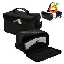 VR box 2016 Newest item 3D VR Glasses Case 3.0 in 1 function Virtual Reality eva cover case