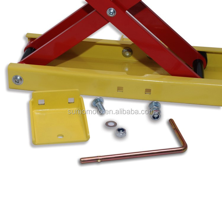 Brand New 500 KG max load motorcycle scissor lift table