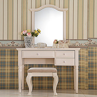 French Shabby Chic ,Wooden Dressing Table