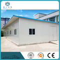 Cabin Prefab House Designs For Kenya With Insulated Rock Wool Sandwich Panel
