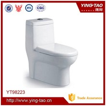 western parts sanitary ware toilet commode cheap one piece toilet
