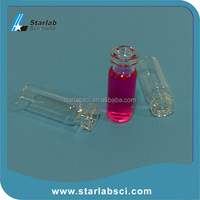 Clear Snap Sampling Bottle Pharmaceutical Vials