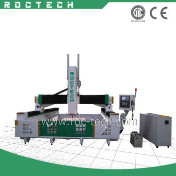Powerful! Roctech EPS processing machine/ foam cutting router RCH2540/oam Carving route