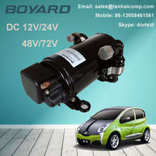 mini van air conditioner of zhejiang boyard r134a 12 volt ac compressor de refrigeration for portable freezer