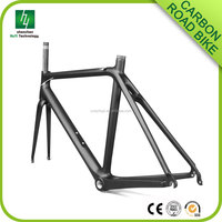 Light weight road bike carbon frame for road racing and cycling BSA/BB30/PF30 aviliable