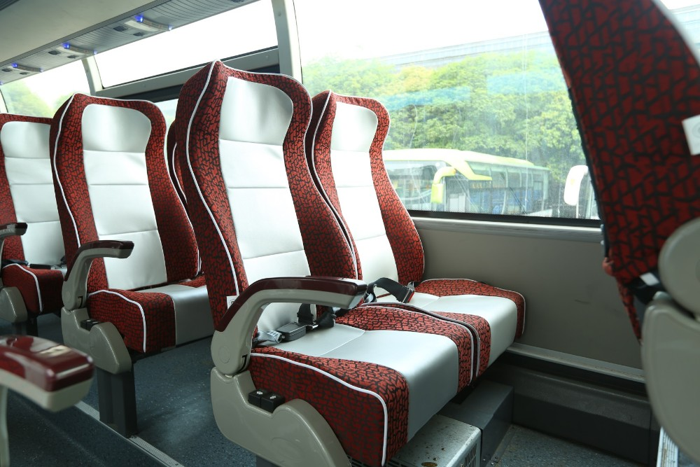 55 seater Daewoo luxury bus price