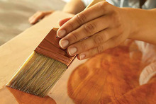 water proof varnish/paint for outdoor wood painting