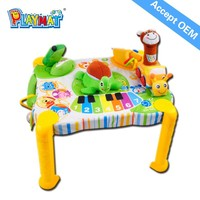 HX3201 handmade educational learning table toys