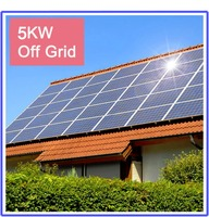 High Quality 5KW/96V Solar Generator Type home solar power system, solar off grid system for home use