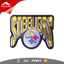 Cheapest Patches Iron on Steelers Appliques for Jeans Wholesale