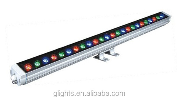outdoor light bar led wall washer high power led