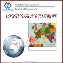 Sea Freight Logistics from Guangzhou to Ireland