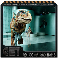 Cetnology Artificial Dinosaur Type Movie Prop costume Dinsoaur Costume