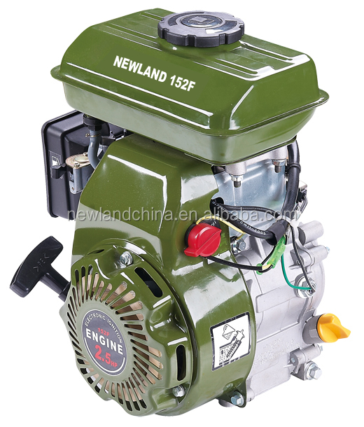 Recoil start/generator engine/ Air-cooled 4 stroke OHV single cylinder/152F 98cc 2.5HP small 4-stroke engine