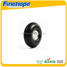 Eco-friendly PU Foam high quality jogging stroller swivel wheel