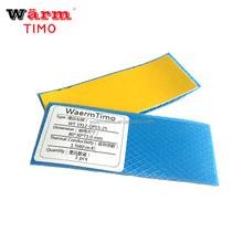 Hot Products Silicon Thermal Conductive Gap Soft Pad for CPU