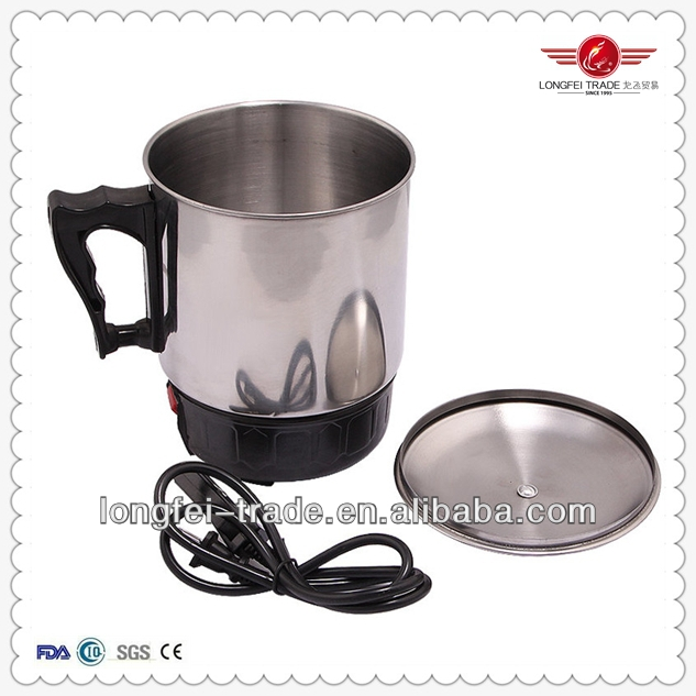 Hot Selling stainless steel electric kettles that boil milk