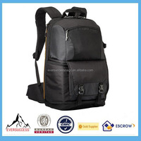 High Quality Portable 600D Nylon Camera Carry Backpack Travel Bag