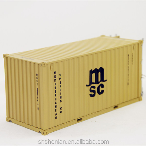 20ft 1:30 zinc alloy container