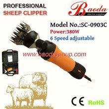 Professional sheep wool clipper