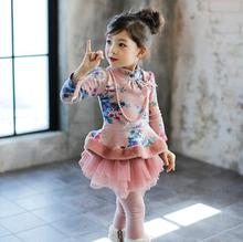 Wholesale Kids Cute Winter Photos Old Fashioned Girls Dresses
