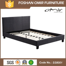 2016 china wholesale leather bed,hotel project gas lift up bed frame,comfortable bedroom furniture SS8001