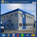 Prefabricated Space Frame Metal Shed Steel Structure/Famous Steel Structure