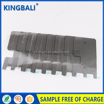 Thermal graphite sheet for heat transfer for battery for PCB for heat transfer for battery for PCB