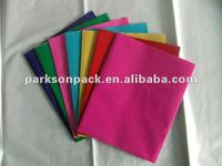 Colorful Wax Paper