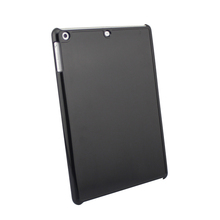 Hard mobile phone shell plastic back cover protective case with groove for ipad 5
