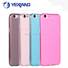 new arrival back case cover jelly tpu case for vivo y67 top quality pudding soft phone case Factory Wholesale alibaba products